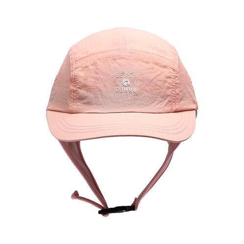 Beach Boy Commu - Pink beach Surf Cap