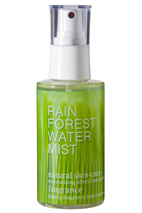RAINFOREST WATER : Moisturizing mist