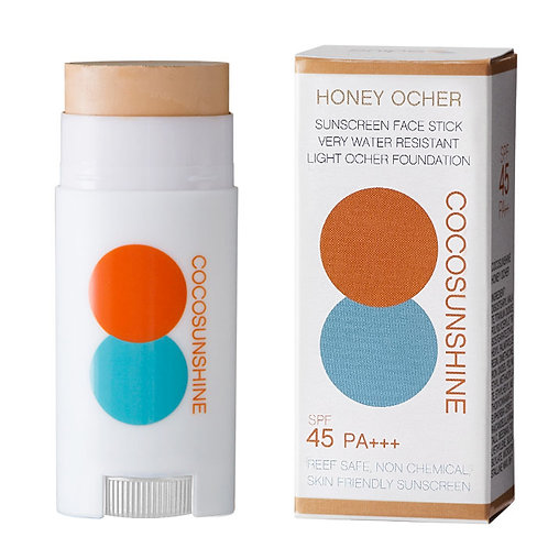 Cocosunshine Face Stick : HONEY OCHER