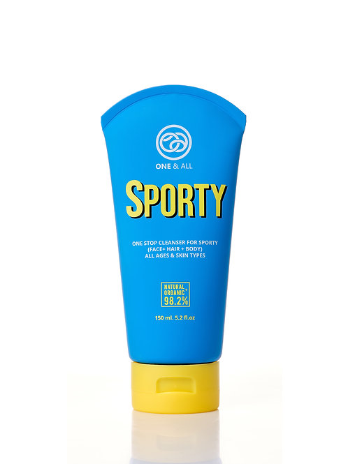 ONE&ALL - Sporty One stop Cleanser