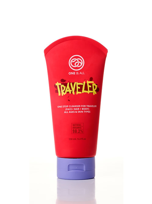 ONE&ALL - Traveler One stop Cleanser
