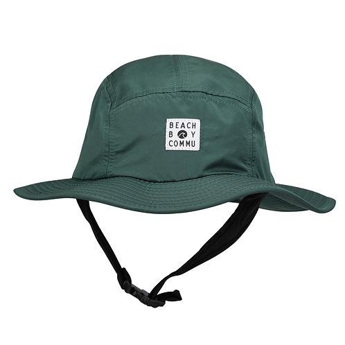 Beach Boy Commu : Surf hat (Wild Green)