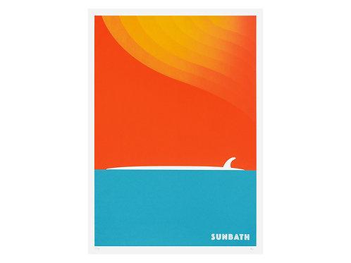 Sunbath Edition Silk Screen