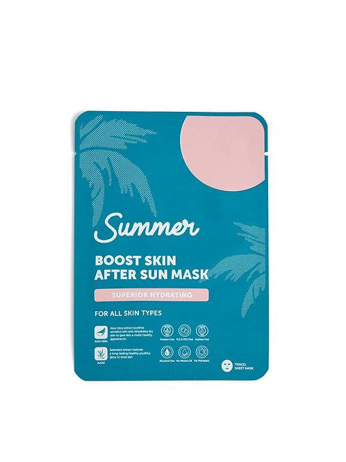 SUMMER : Boost Skin After Sun Mask