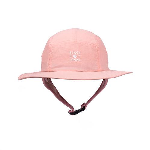 Beach Boy Commu - Pink beach Surf hat