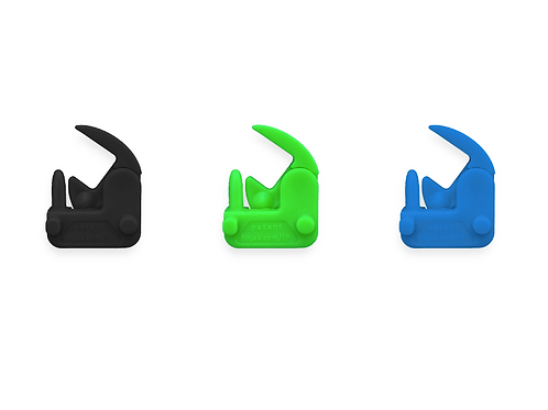 FINJAK : Tool-free device for single fin