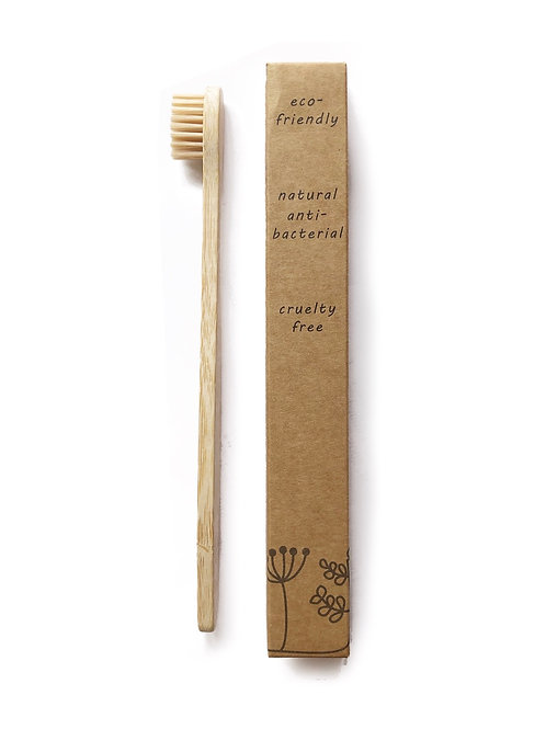 eco-friendly Nuan - Bamboo toothbrush