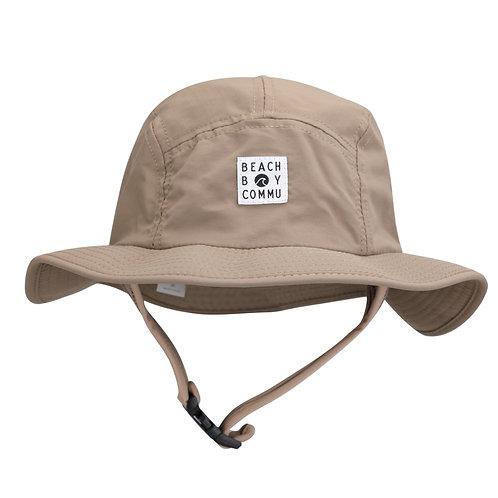 Beach Boy Commu : Surf hat (Brown Khaolak Beach)