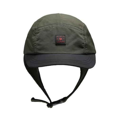 Beach Boy Commu - Retro green Surf cap
