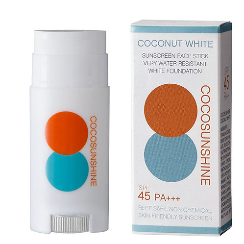 Cocosunshine Face Stick : COCONUT WHITE