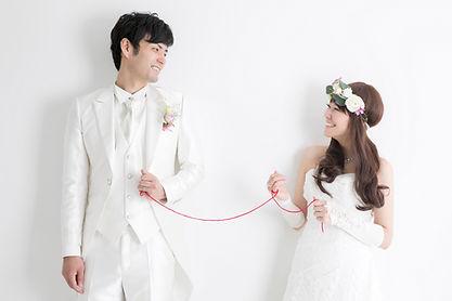婚活 結婚 赤い糸