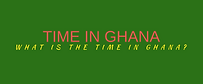 LOGO OF TIME IN GHANA