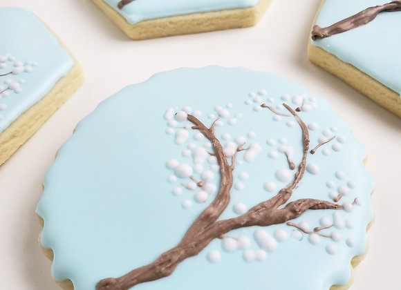 April 25 Market Pick-Up Only - Decorated Sugar Cookies