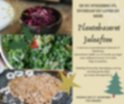 Plantebaseret juleaften - FOF - til hjem