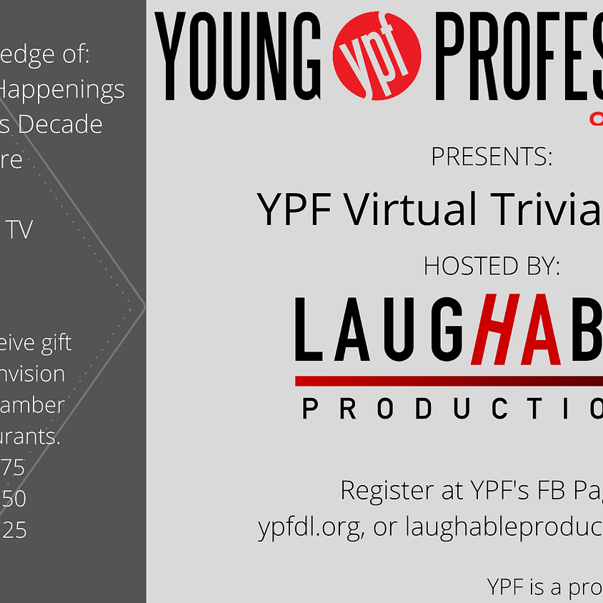 Young Professional's of FDL Virtual Trivia Night