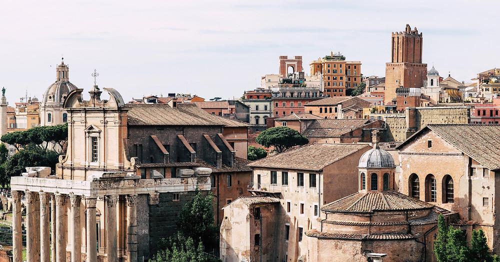 rome italy gaskin travel