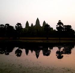Visiting Angkor Wat, Siem Reap