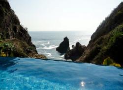Infinity Pool & Ocean View, Mexico