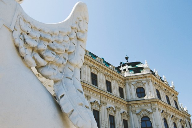 Architectural Beauty in Vienna