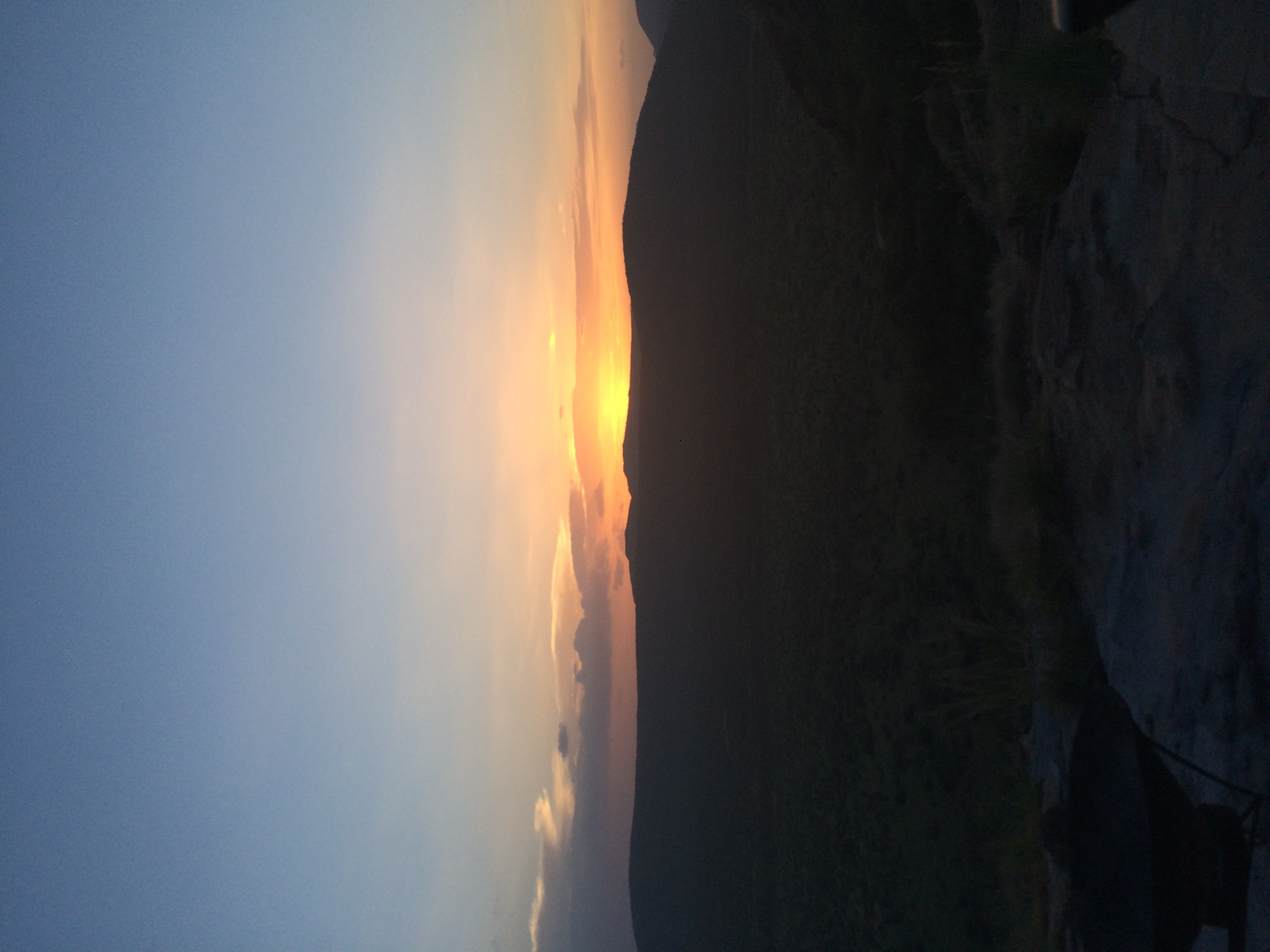 Maasai Mara Sunset, Kenya