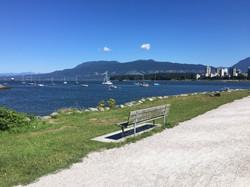 British Columbia West Coast View