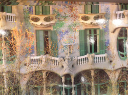 Gaudi At Its Finest in Barcelona