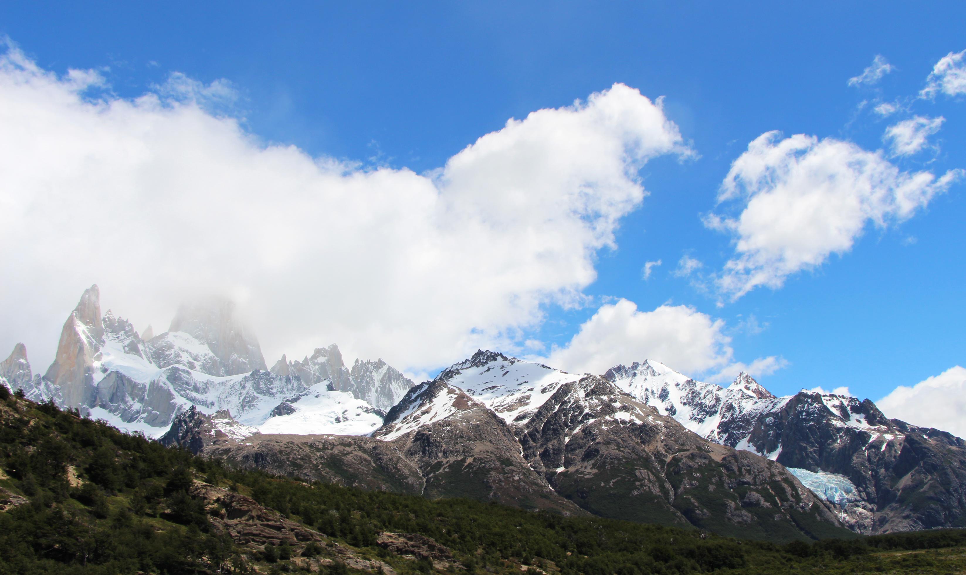 Patagonia Peaks, South America