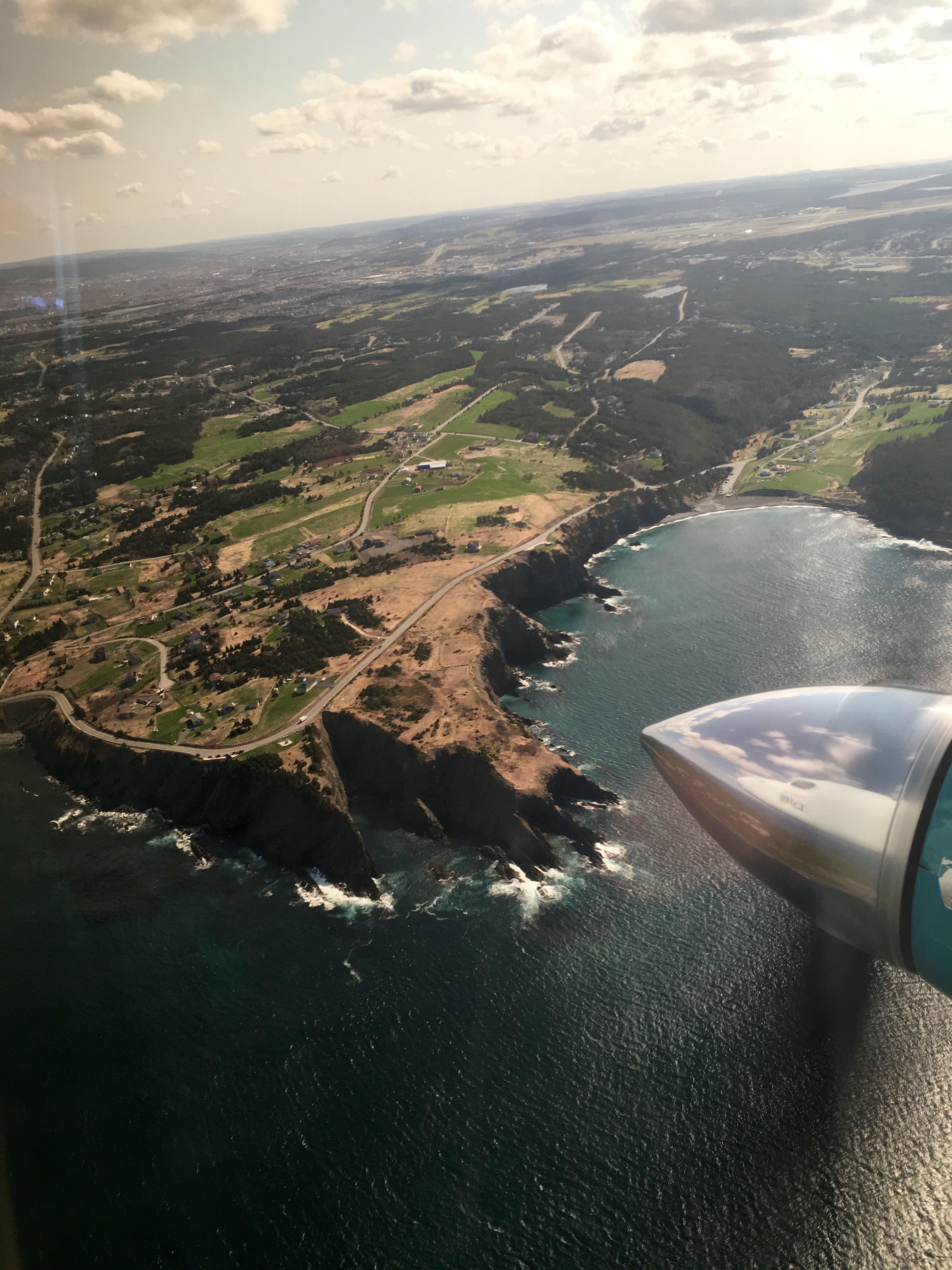 Newfoundland Birds Eye View
