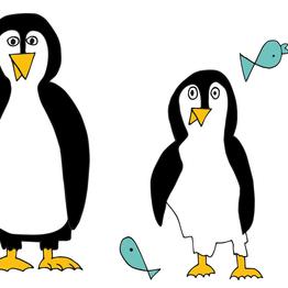 #06 Pinguin