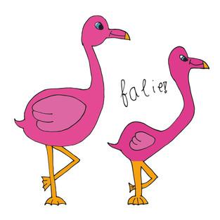 #18 Flamingo
