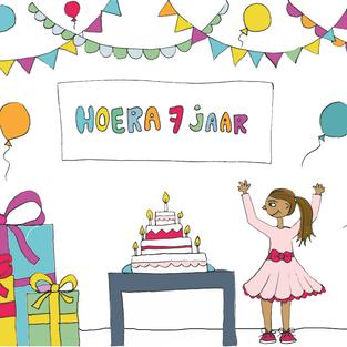 #21 Verjaardagsfeestje