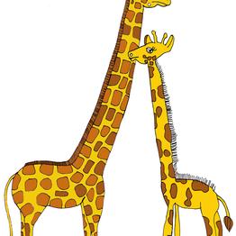 #09 Giraffe