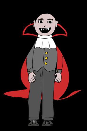 Halloween extra: teken een vampier!