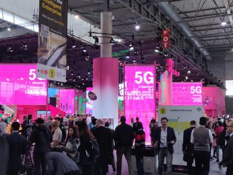 È iniziata una nuova era di connettività: Traction entra nel 5G.