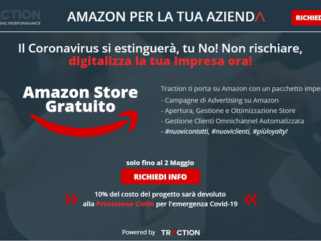 Amazon store: come crearlo e iniziare a vendere online