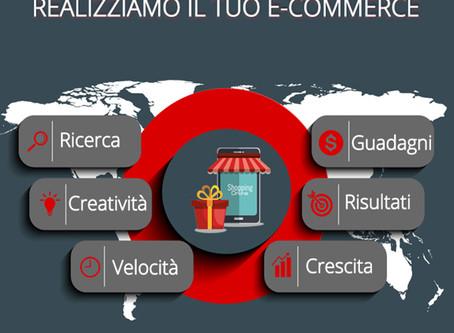 Vendere online: Amazon o E-commerce?