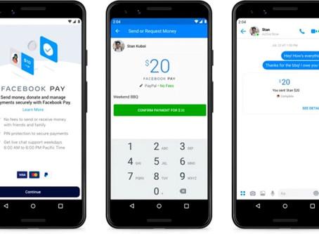 Presto arriverà anche in Italia Facebook Pay