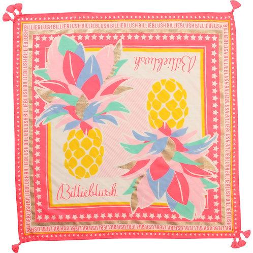 Foulard à imprimé d'ananas - Billieblush