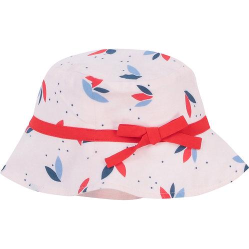Chapeau à motif floral - Carrément beau
