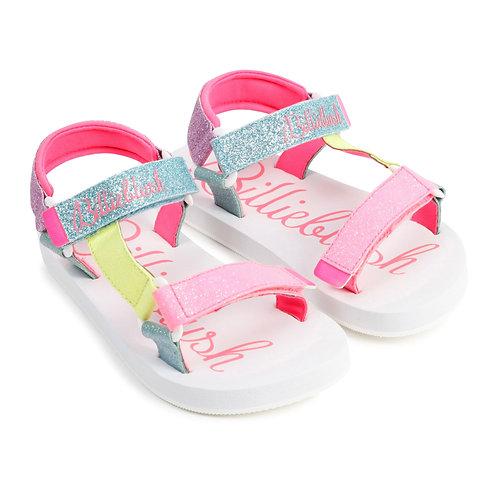 Sandale multicolore - Billieblush