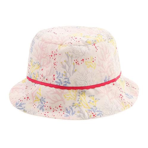 Chapeau à motif corail - Carrément beau