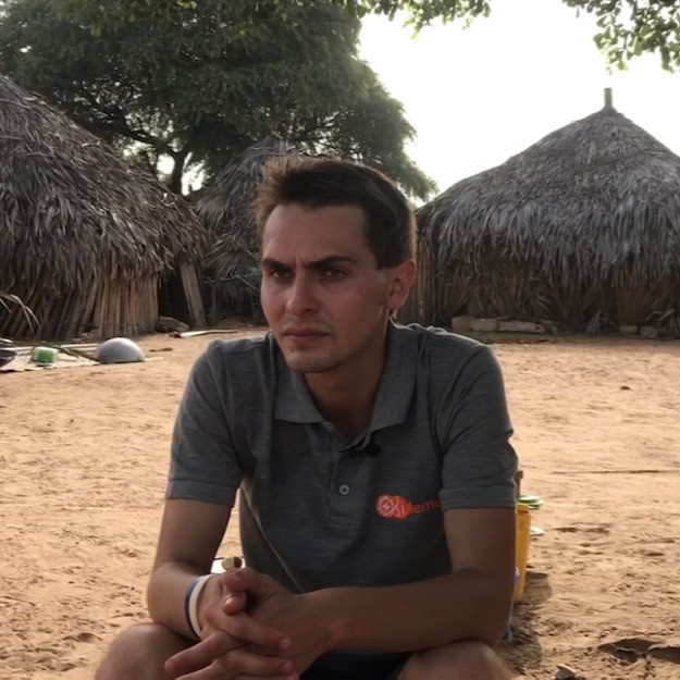 Paco Blarez-Bethery - Project Manager, iLEMEL in Dakar