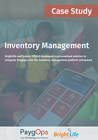 Inventory Management Case Study with BrightLife
