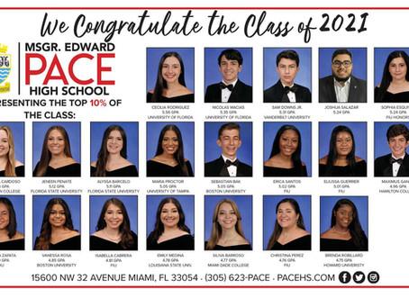Congrats to our Alumni!