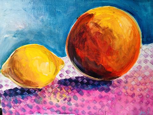 Lemon & Orange