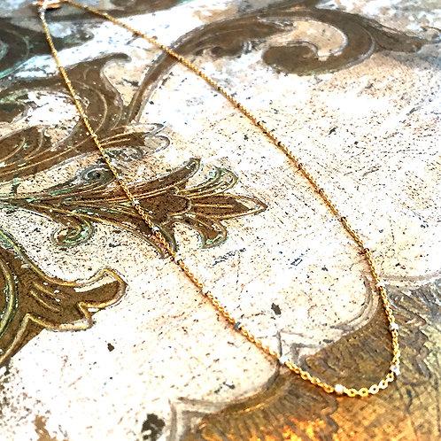Delicate Sparkle Chain