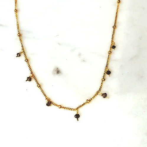 Multi Gem Choker