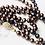 Thumbnail: Dark Chocolate Pearls w gem accents
