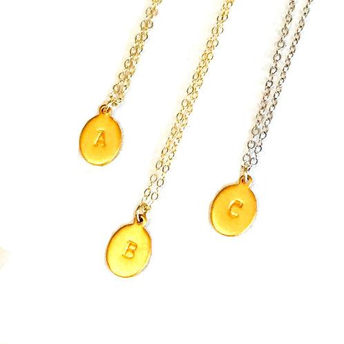 Love Letter Necklace