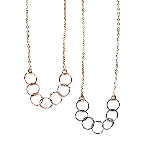 Bubble Accent Necklace